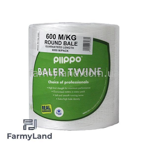 Piippo 600 Round Bale - Фото №1