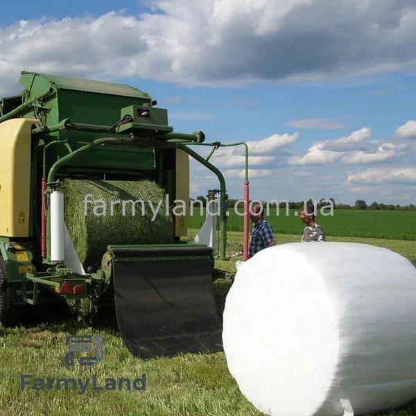 Пленка для сенажа и сена Trioworld (Trioplast) - Фото №1