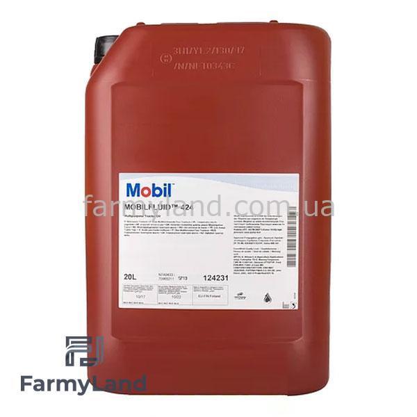 Transmission oil Mobilfluid 424, 20L - Фото №1