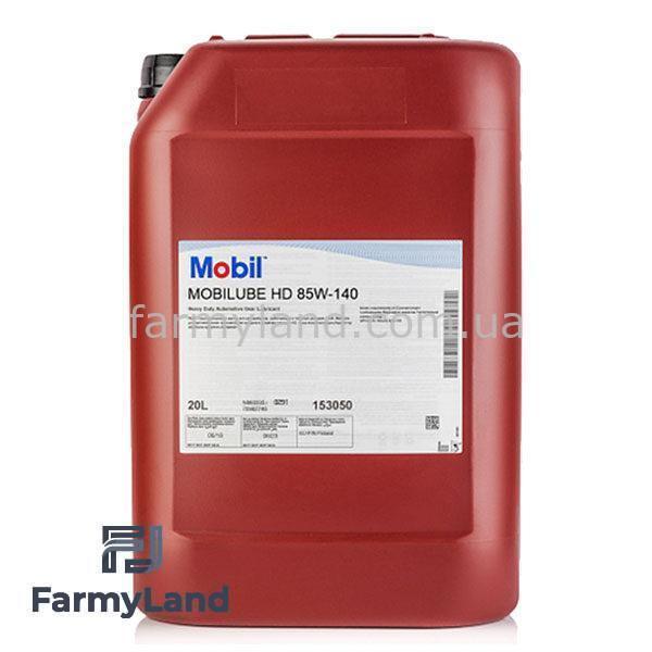 Масло трансмиссионное Mobilube HD 85W-140, 20L - Фото №9