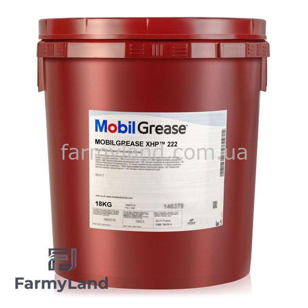 Масло Mobil Mobilgrease XHP 222 (18кг) - Фото №1
