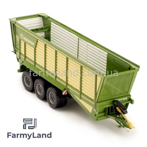 TX прицепы для транспортировки измельченной массы - Фото №1