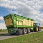 TX прицепы для транспортировки измельченной массы - Фото № 6