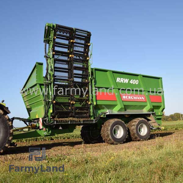 Перевалочные прицепы RRW 400 - Фото №1
