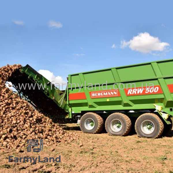 Перевалочные прицепы RRW 500 - Фото №1